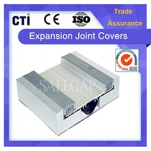 Reinforced Aluminum Profile Cement Building Ceramic Tile Expansion Joint