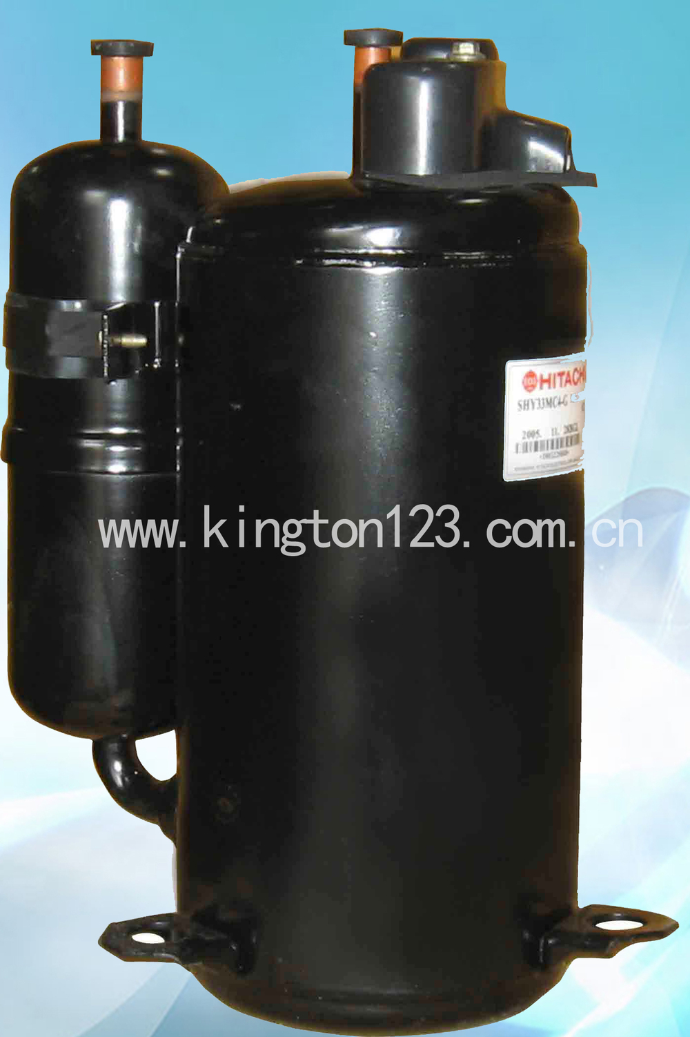 Hitachi Compressor for sale,scroll compressor for sale, hermetic compressor for sale 403DH-64D2Y