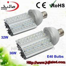 2013 Hot-sale High Lumin 36w E40 LED Street Lights, led e40 road lamp,e40 led bulb lighing