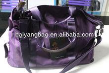 fahsion promotional duffle travel bag