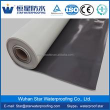 1.2mm/1.5mm/2mm pvc waterproofing membrane reinforced