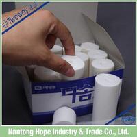 gauze bandage 40S 30*20 White paper per roll, per dozen