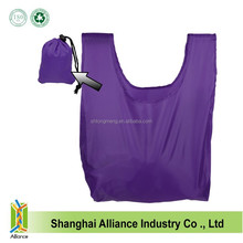 Wholesale foldable beach shoulder strap bags fashion shopping tote bags Recycle colorful shopping handbags