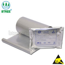 Btree Hot Seal Plastic Film Including ESD Moisture Barrier Film&ESD Shiedling Film