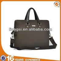 Liams men's business leather bag / 100% Genuine leather shoulder bag / European shoulder bags for man