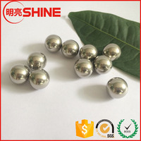 Factory price rich stock 0.5mm~75mm good quality solid bright 6mm 8mm 10mm stainless steel ball G100~G1000 for bearings