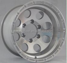 4x4 suv alloy wheel 15 16 inch 5x120 6x139.7wheels fit for bmw