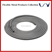 Flexible braided stainless steel hose