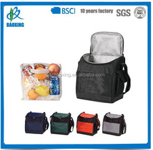 New arrival reach standard two compartment promote insulated cooler bag , thermal bag