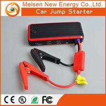 New product 2015 technology CE RoHs manufacturer 12v lithium polymer battery jump starter