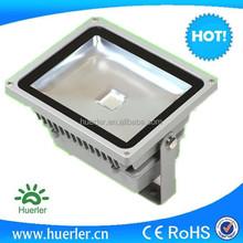high lumens AC100-240v ip65 outdoor 30w led rgb flood light rgb led floodlight with remote control or dmx
