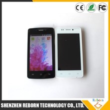 Lowest Phone 4.0 Inch Android Smart HTM H200 Cheap Price Cellphone