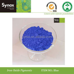pigment blue fruit