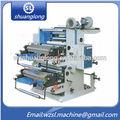 máquina de impresión flexográfica
