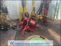 second hand, cheap drilling rig, has internal combustrion engine drive system, second hand tablet