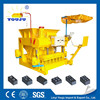 uganda hollow concrete brick making machines QMY6-25 Youju