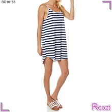 Vestir Summer Sale Día de ropa de moda para mujer vestidos casuales