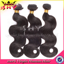 fashionable hot selling Peruvian Hair Weaves Pictures bundles extension