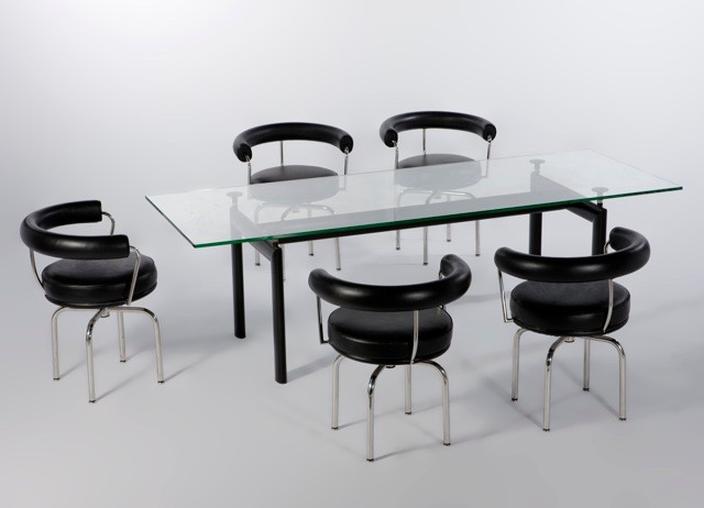 Replica Modern Classic Chairs Le Corbusier Lc7 - Buy Lc7 Chair ...