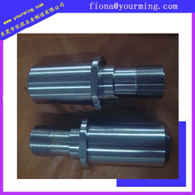 high quality cnc turning/milling machining brass/alloy/stainless steel/aluminum bicycle drive shaft