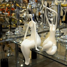Nude Naked Sexy Woman Sculpture For Theme family Decorative Pieces