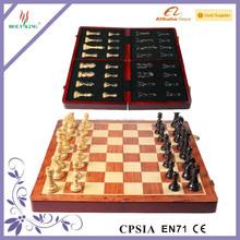 High Quality Custom Design Wooden Chess