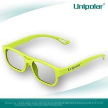 High quality and muiticolor plastic 3D glasses (good sale!!)