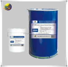 Double-component Structural Silicone Sealant For Second Sealing Of Insulating Glass