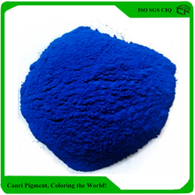 Blue Iron oxide type inorganic pigment powder wood stain concrete stain