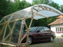 Outdoor Used Durable Car Canopy,Car Parking Shelter,Aluminum Carport/ retractable carport