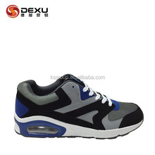 New arrival latest design air cushion sports shoes for men