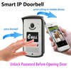 ATZ-DB003P WiFi Doorbell IP Camera Intercom on Smart Phone Free Android and iOS APP eBELL
