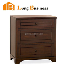 LB-VW5040 Discounted solid beech shaker chest and three drawers