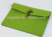 Envolope design leather messenger bag case for ipad air , for ipad case messenger bag, for ipad sleeve