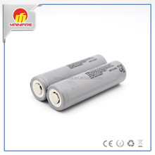 High quality CGR18650CH 3.7v 2250mah (5C discgarging) rapid charge cylinder li-ion battery cell