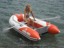 Hign Quality inflatable fishing marine boat