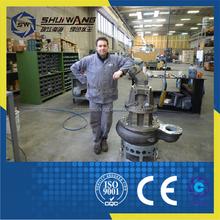 shuiwang fabbrica fiume pompa idraulica