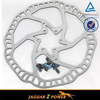 180mm One PC Stainless Bike Brake Disc Rotor for Avid Hayes Shimano Promax