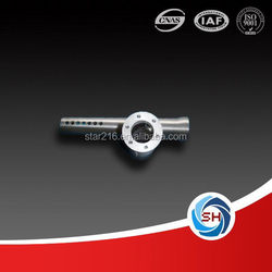 Special promotional mechanical parts galvanized pipe fitting