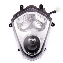 High brightness motorcycle work head lamp , motorcycle 12 v 35/35 w high power Led headlights