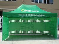 10*20 foot side-wall folding tent