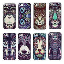 Animal Case For iphone 5c Hard Back Cases For Apple iphone 5C