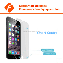 YPA-SP01 2015 New Smart Touch Tempered Glass Screen Protector For iPhone 6 iPhone 6 Plus