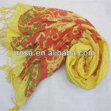 moda rwj121 <span class=keywords><strong>paisley</strong></span> impreso bufanda de la manera bufanda de las señoras
