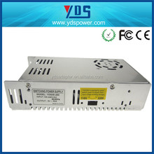 china manufacturer ce fcc rohs 50a 5v 250w scr dimmer led power supply for 1 years quality guarantee