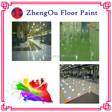 Self-Level Epoxy Cement Floor Coating /Paint for factory