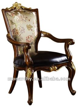 D127 47 High Quality Solid Wood Hand Carving Leather
