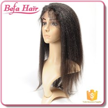 brazilian hair full lace wig 28 inches human hair mono top kinky yaki full lace wigs