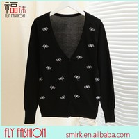 DC250-3# Sweater machine price crochet knitting from knitting factory,2015 korean clothes,lady sweater