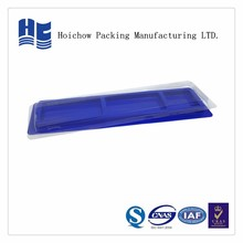 blister tray have different colour for papercard